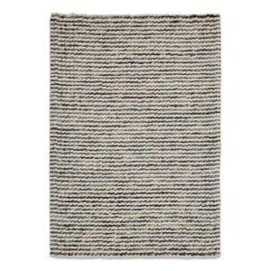 Knight Modern Wool Rug - Grey