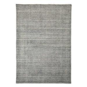 London Modern Wool Rug - Grey