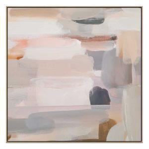 Cortula 2 - Canvas Print - Natural Shadow Frame (Clearance)