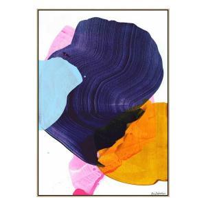California 8- Canvas Print - Natural Shadow Frame - (Clearance)