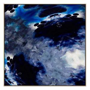 Stellar Grande Y - Canvas Print - Natural Shadow Frame - (Cleara