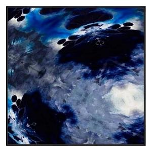 Stellar Grande Y - Canvas Print - Black Shadow Frame - (Clearanc