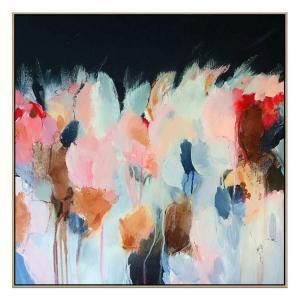Summer Dreaming - Canvas Print - Natural Shadow Frame - (Clearan