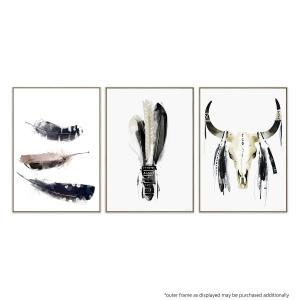 Falling Feathers | Feather fan | Follow the Tribe