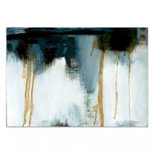 Gold Water - Painting - (Clearance)