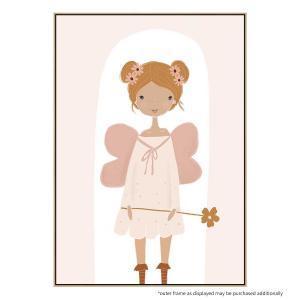Daisy Bloom Fairy II - Print