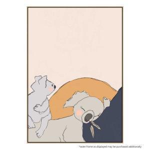 Sleepy Koala II - Print