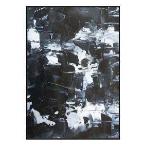 Conceal Me - Painting - Black Shadow Frame (Clearance)
