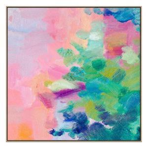 Heart Of Spring - Painting - Natural Shadow Frame (Clearance)