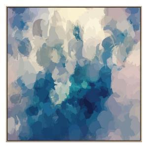 Blue Thursdays - Print - Natural Shadow Frame (Warehouse Sale)