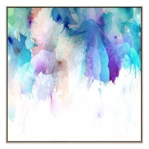Angel Eyes - Print - Natural Shadow Frame (Warehouse Sale)