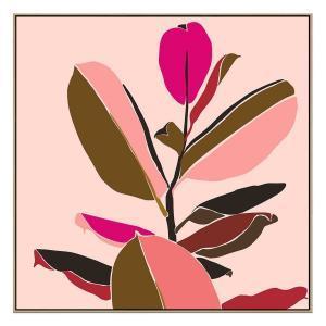 Aprilia - Print - Natural Shadow Frame (Warehouse Sale)