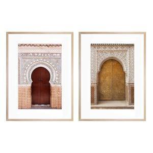 Doors Of Morocco | Brass Door