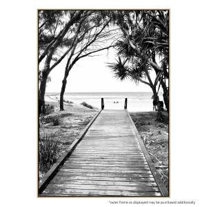 Broadbeach Boardwalk - Print