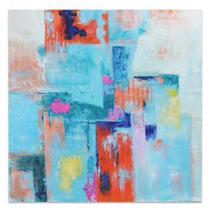 Memory Of Rio - Painting - (FLASH SALE)
