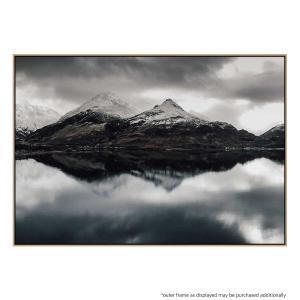 Ice Capped Peaks - Print