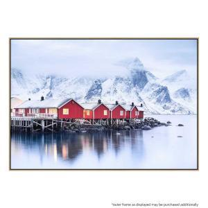 Lofoten Islands Bay - Print