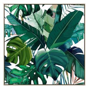 Mondata - Print - Natural Floating Frame
