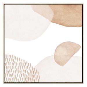 Wistful 1 - Print - Natural Floating Frame (FLASH SALE)