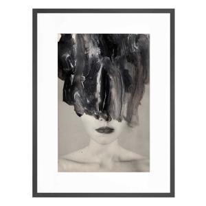 Untitled 1 - Framed Print - Black Frame