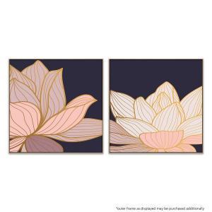 Fiore Blu 1 | Fiore Blu 2