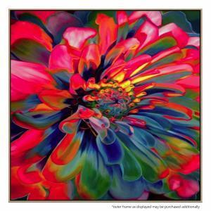 Hypnotic Bloom - Painting