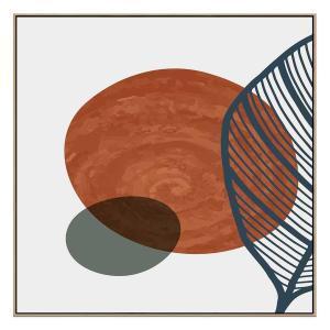 Altis 2 - Print - Natural Floating Frame