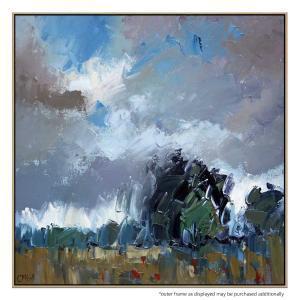 Cloudy Skies - Print
