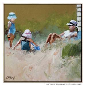 Beach Day II - Print