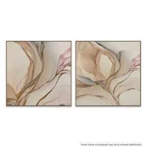 Rosa Grigio 1 |  Rosa Grigio 2- Print