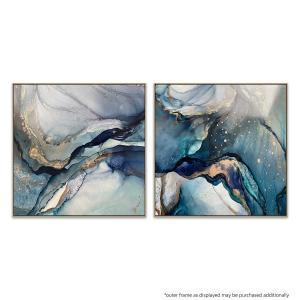 Deep Blue 1 | Deep Blue 2 - Print
