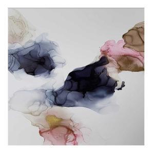 INK COMPOSITION 23 - Canvas Print