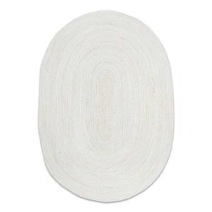 Bondi Rug - White - Oval