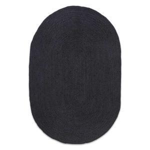 Bondi Rug - Black - Oval