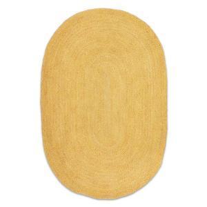 Bondi Rug - Yellow - Oval