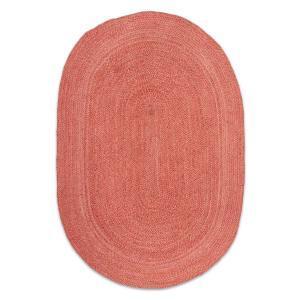 Bondi Rug - Terracotta - Oval