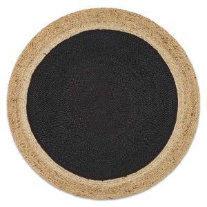 Atrium Polo Rug - Black