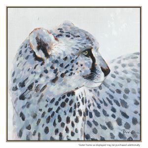 Snow Cat - Painting