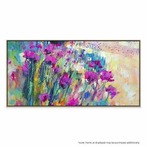 Fields of Bloom - Painting