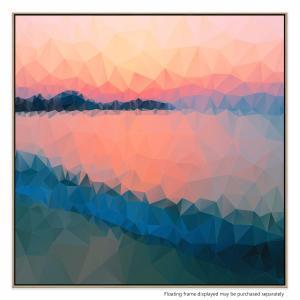 Glass Lake - Print