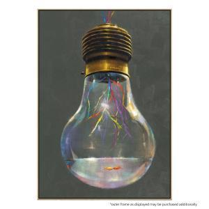 Colour Bulb - Painting