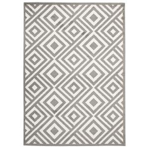 Marquee 307 Rug - Grey
