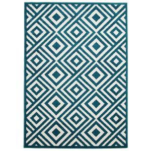 Marquee 307 Rug - Peacock