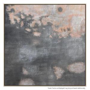 Peaches And Grey - Painting