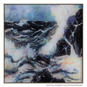 Stormy Seas - Painting