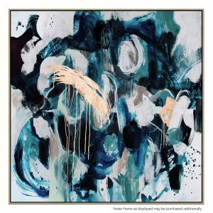 The Blue Brass - Painting