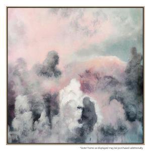 Cumulo Blush - Painting