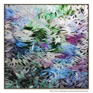 Leaves In The Night - Painting