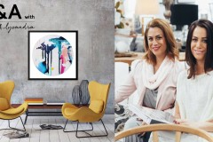 Alisa & Lysandra's Top Tips for Selecting Artwork For Your Home