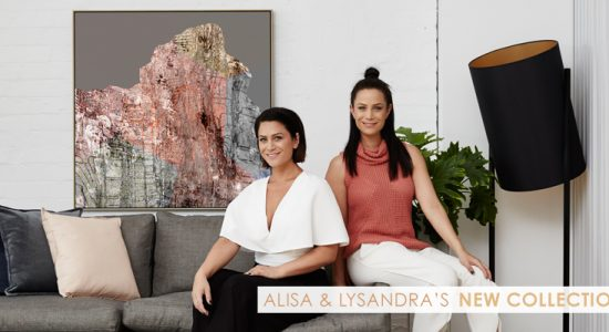 Alisa and Lysandra's New Art Collection